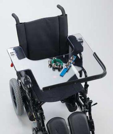 Electric Wheelchair Lap Tray Pediatric Wheelchair Trays