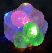 Playvisions Light Up Molecule Ball