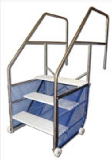 Aquatrek Pool Transfer Platform Pool Steps And Ladders