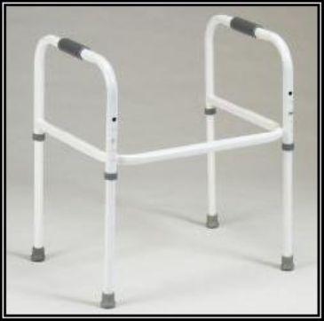 Folding Toilet Safety Rails Toilet Safety Frames