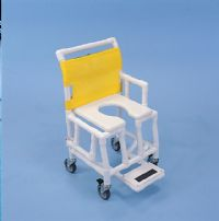 Shower Taxi Commode Chair