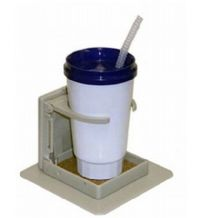 Standard or Large Cup Holder with Suction Pad